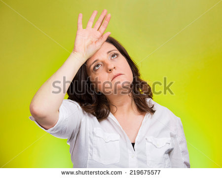 stock-photo-closeup-portrait-annoyed-tired-middle-aged-woman-placing-back-hand-on-forehead-tragedy-of-it-all-219675577